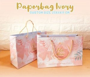 Paper Bag Souvenir Pernikahan