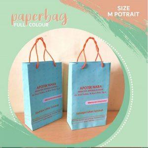 paper bag custom ukuran