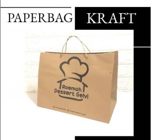 desain paper bag makanan