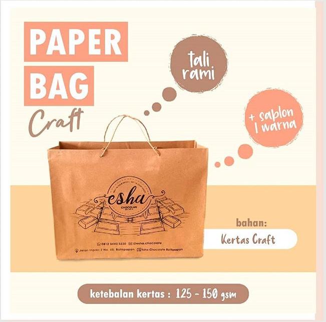 desain paper bag toko