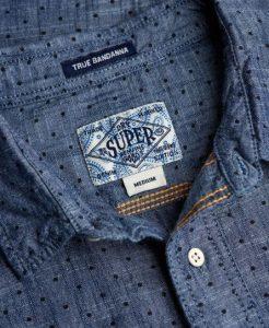 label baju bordir