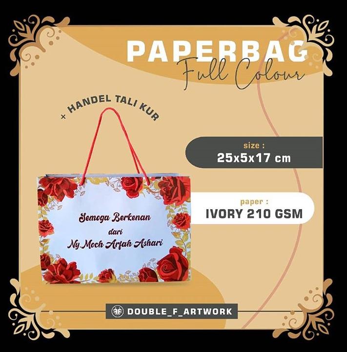 paper bag banyuwangi