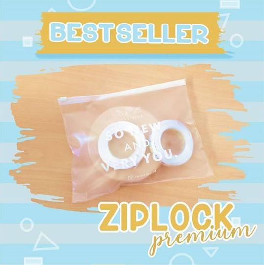 plastik ziplock premium
