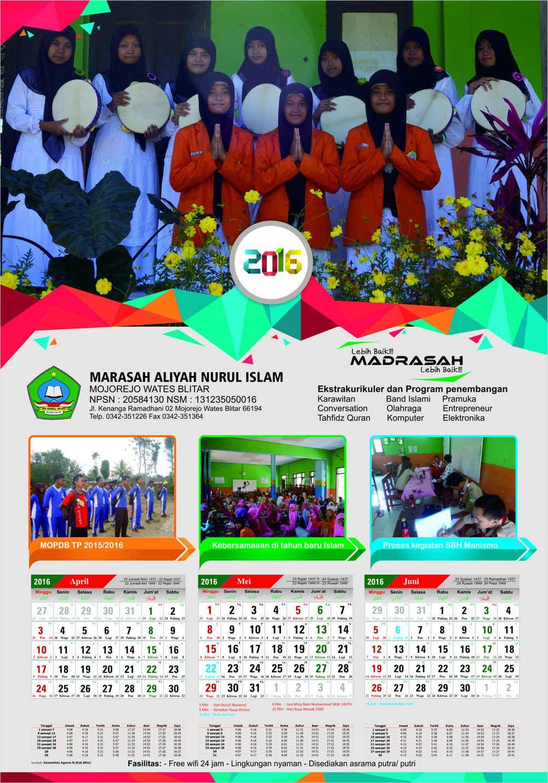 kalender sekolah
