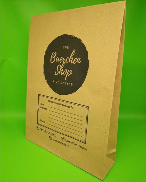 amplop paper bag