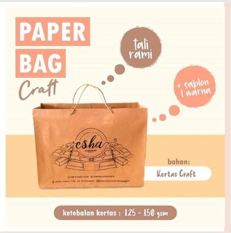 paper bag padang