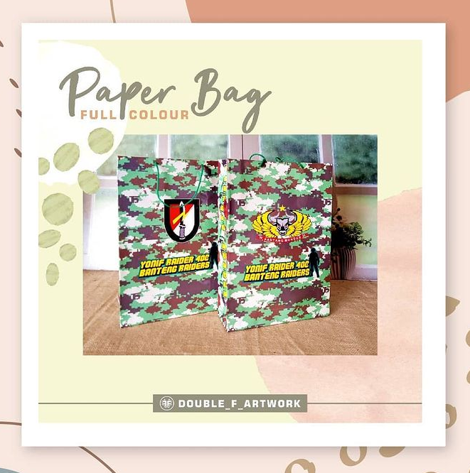 paper bag jember