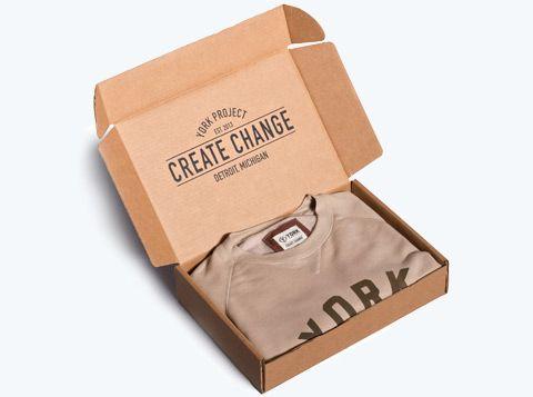 box wadah baju