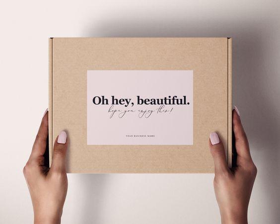 paper box bali